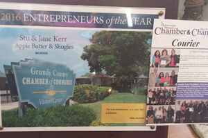 2016 Entrepreneurs and Chamber award